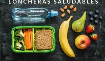 10 ideas saludables para preparar las loncheras escolares