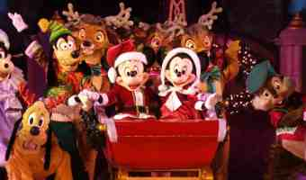 Celebra la navidad en Walt Disney World Resort
