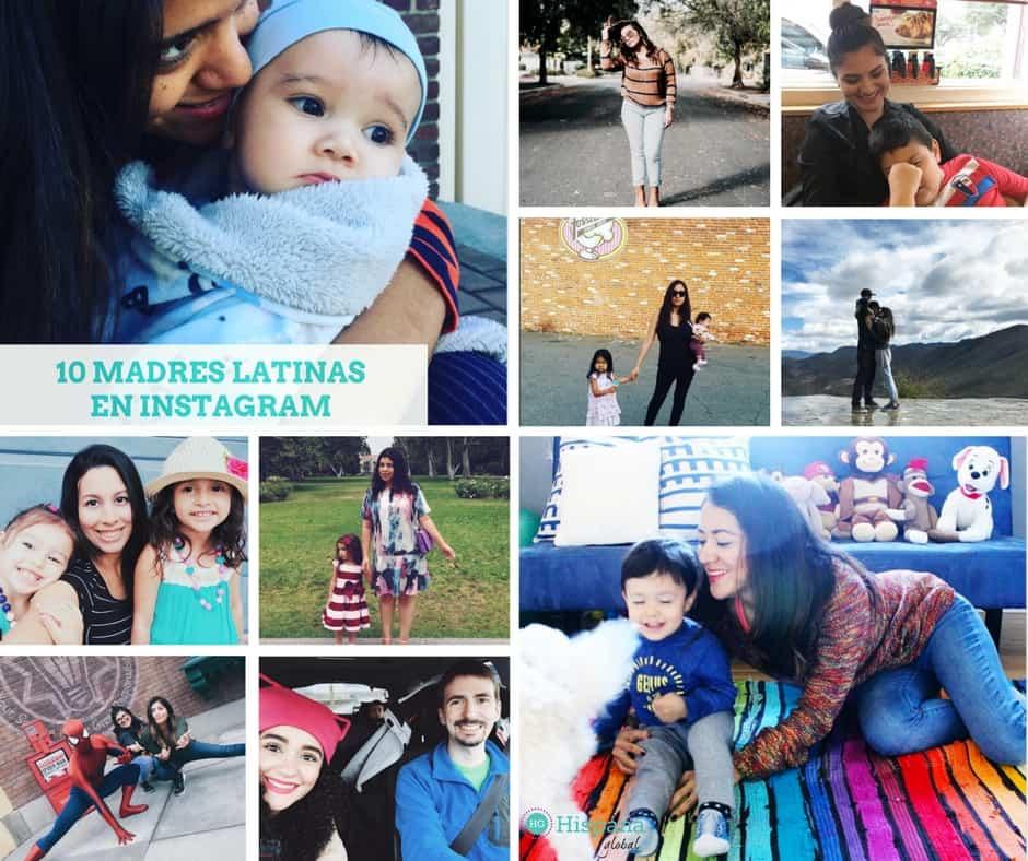 10 madres latinas que debes seguir en Instagram