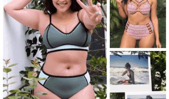 Esta campaña de trajes de baño muestra las estrías e inspira a cualquiera