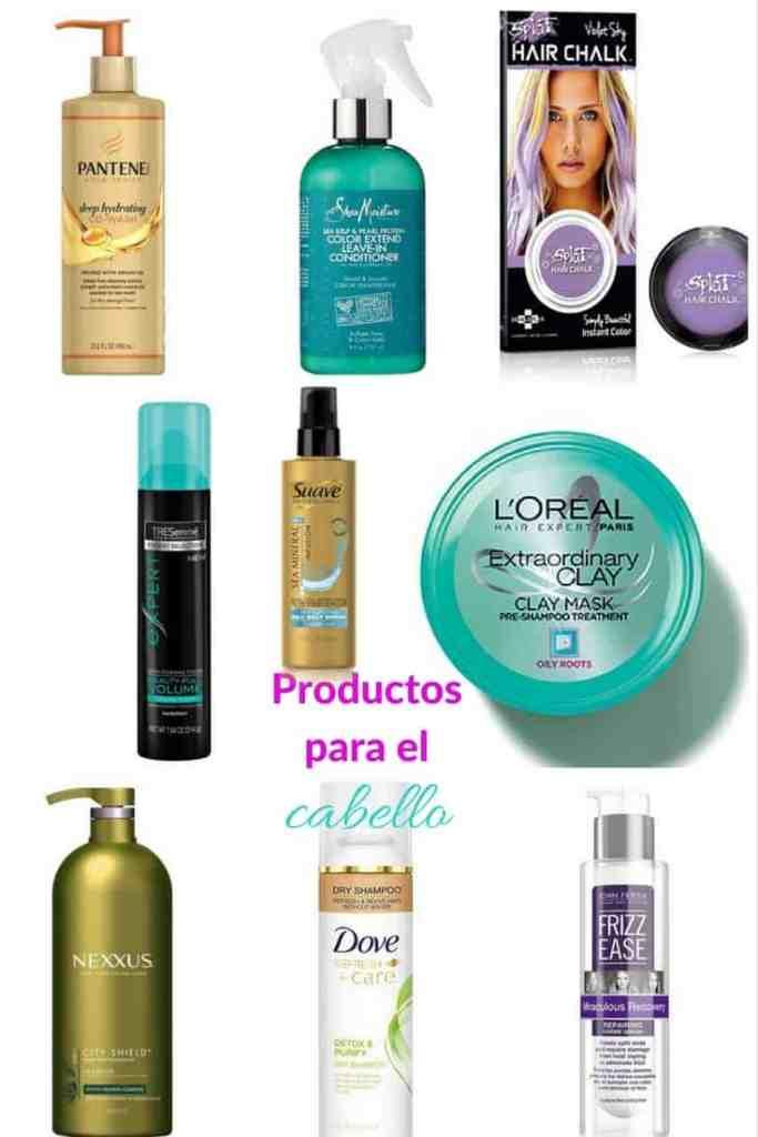 10 productos para el cabello disponibles en farmacias