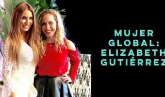 Elizabeth Gutiérrez revela consejos para sus hijos