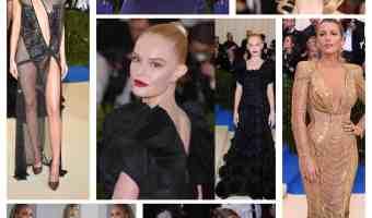 Tendencias de belleza de la Met Gala 2017