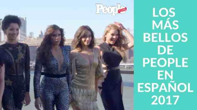 Video con detalles de los más bellos de People en Español