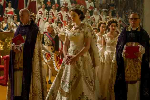 The Crown de Netflix