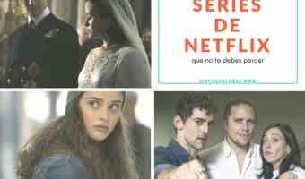 3 series de Netflix que debes ver esta temporada