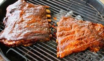 Cómo asar costillas a la BBQ como un maestro de la parrilla