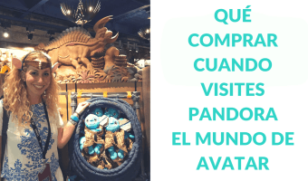 VIDEO: qué comprar en Pandora, el mundo de Avatar en Disney World