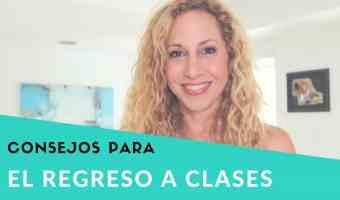 VIDEO: Los mejores consejos para el regreso a clases