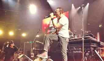Un pequeño homenaje a Chester Bennington de Linkin Park
