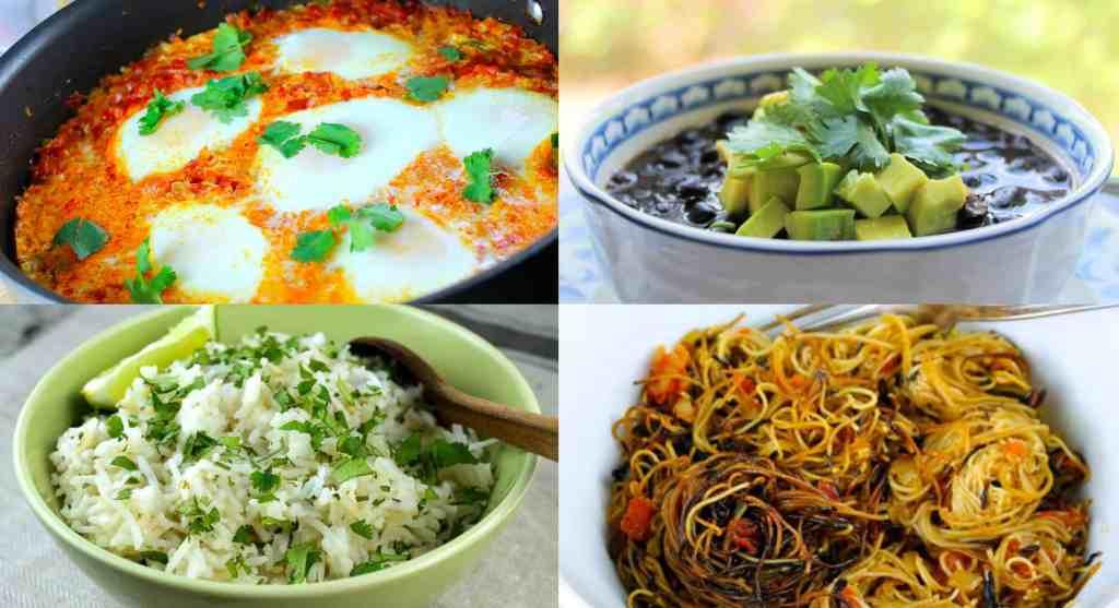 4 recetas para celebrar el mes de la hispanidad