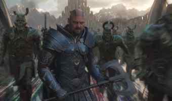 3 cosas que te sorprenderán de Skurge y Thor: Ragnarok