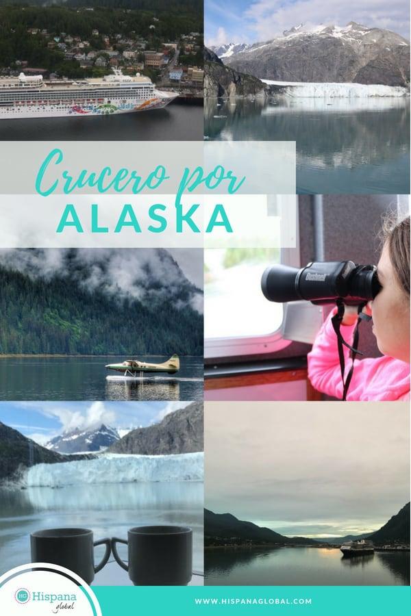 Consejos para un crucero por Alaska en familia