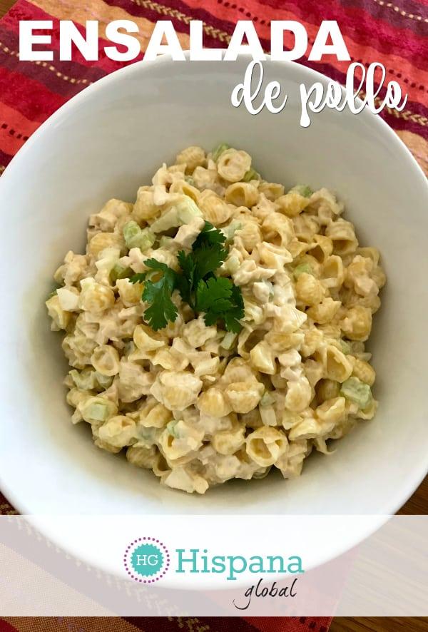 Receta de ensalada de pollo: fácil, deliciosa y nutritiva
