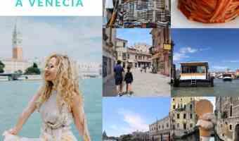 Los mejores consejos para viajar a Venecia con niños