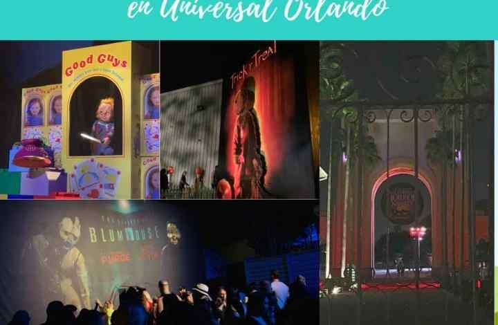 Consejos si llevas a tu hijo o hija a Halloween Horror Nights en Universal Orlando