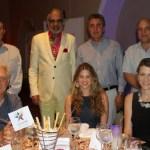 Eduardo Pérez, Vinod Agarwal, Francisco Montoya y Álvaro Navarro, Ramón Del Castillo, Diana Paola Navarro y Jill Loving.