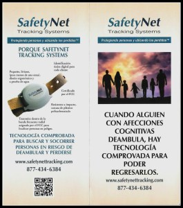 "Marketing Brochure with Pictures for Company "" SafetyNet"""