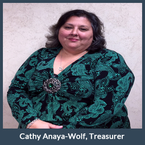 Cathy Anaya-Wolf, Treasurer-300x300