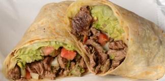 Carne Asada Burrito Recipe