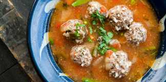 Mexican Meatball Albondiga Recipe