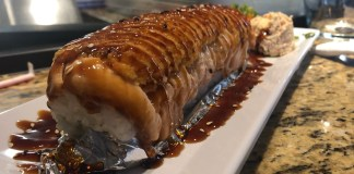 Sushi Sonora in Phoenix the Place for Your Mex-Asian Fix!
