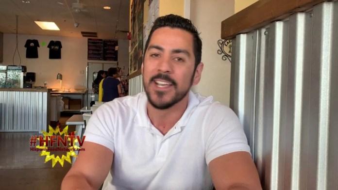 Tacos Calafia founder Adolfo Torres