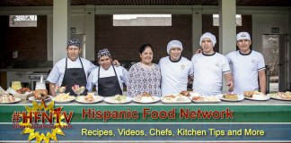 Hispanic Food Network