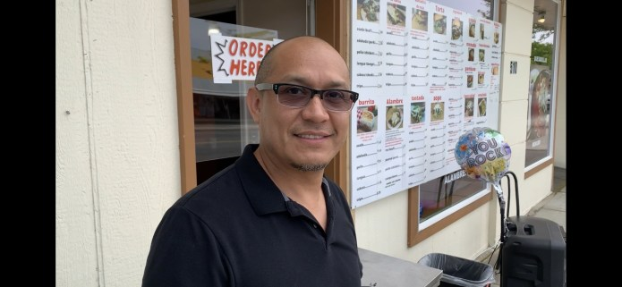 Jorge Sanchez, Owner Of Jocho's Tacos, talks with the Hispanic Food Network about the challenges of the pandemic