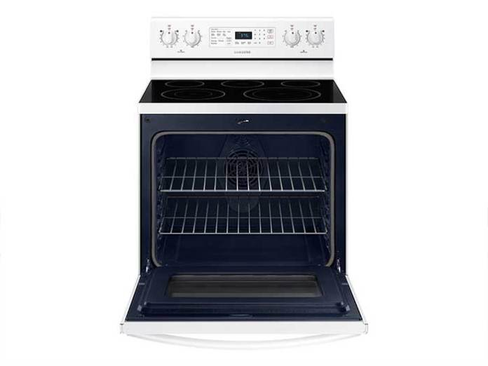 Samsung Electric Range Oven
