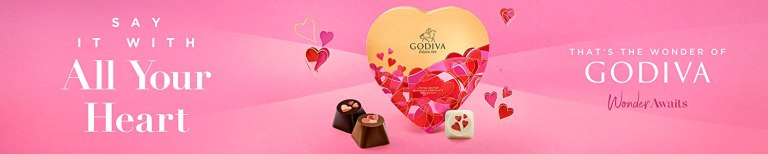 Gourmet Chocolate Gift Boxes Designed to Delight on Valentine's Day!