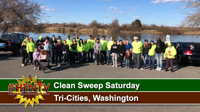 Clean Sweep Saturday