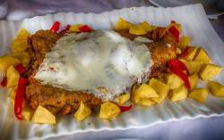 El Cachopo ~ Chicken Fried Steak