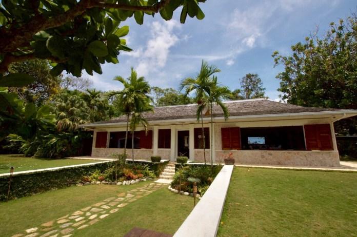 Ian Fleming Villa GoldenEye