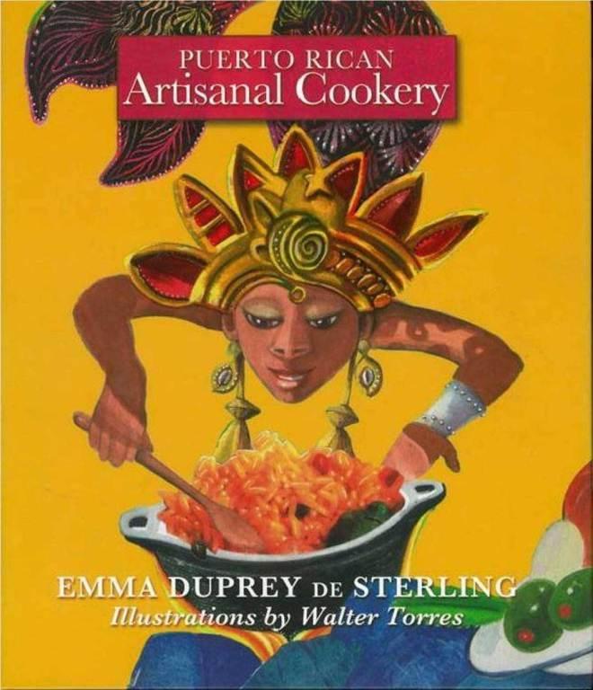 Puerto Rican Artisanal Cookery