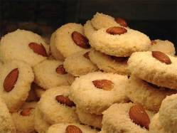 Almendrados ~ Almond Sugar Cookie