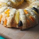 Rosca de Reyes recipe from Sweet Life