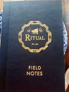 "The menu from ""Photo recap: pre-opening event at Ritual restaurant"" at hispanichouston.com"
