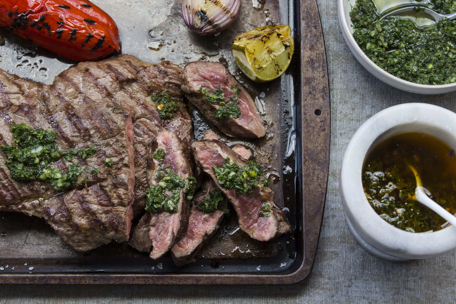 churrasco chimichurri