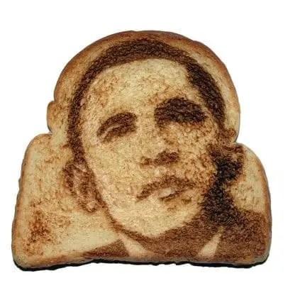 Llegó san obama