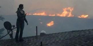 Incendios: cada vez peor