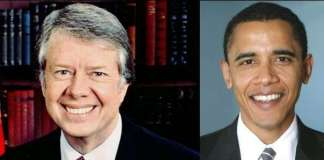Obama se parece a carter