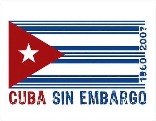 Es hora de eliminar el embargo a cuba