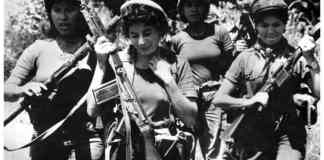 Mujeres militantes: el caso de nicaragua