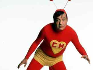 Beware the red grasshopper, el chapulin colorado!