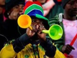 Stop vuvuzela!