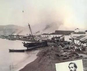 Pacífico inédito 1862-1866