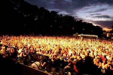 Festival outside lands 2010, mucho más que música