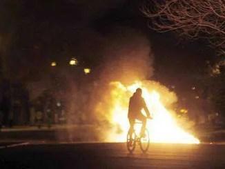 Once de septiembre chileno: el festín del lumpen
