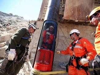 El circo-rescate de los mineros chilenos